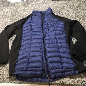 Light weight hiking jacket